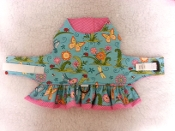 Meadow flowers Bolero (butterflies, bumbles, dragonflies)